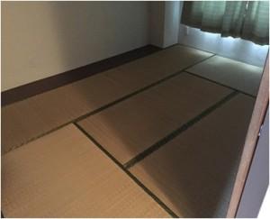 櫛田邸和室