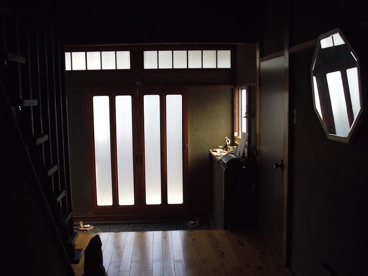 永島邸施工中16
