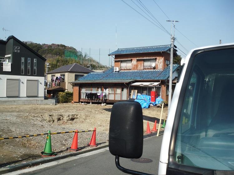 永島邸施工前外観