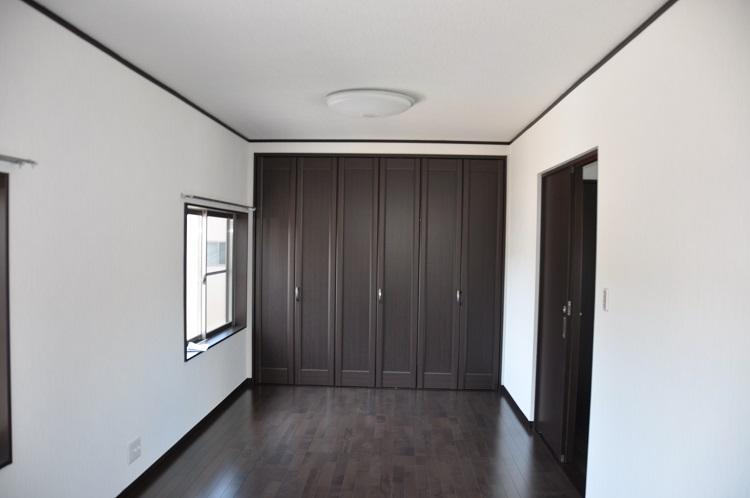 永島邸2F洋室施工後2